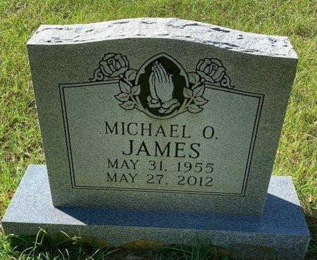 JAMES, MICHAEL O - Morris County, Texas | MICHAEL O JAMES - Texas Gravestone Photos