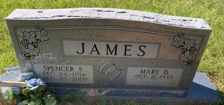 JAMES, MARY D - Morris County, Texas | MARY D JAMES - Texas Gravestone Photos