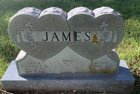 JAMES, BOBBIE LEE - Morris County, Texas | BOBBIE LEE JAMES - Texas Gravestone Photos