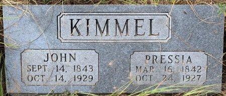 KIMMEL, JOHN (2ND) - Morris County, Texas | JOHN (2ND) KIMMEL - Texas Gravestone Photos