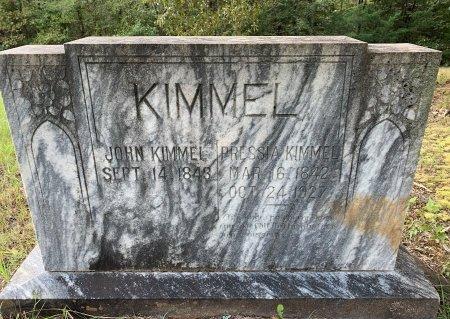 KIMMEL, JOHN - Morris County, Texas | JOHN KIMMEL - Texas Gravestone Photos