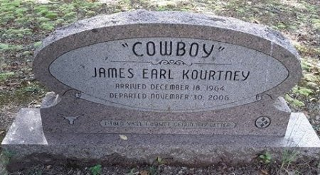 KOURTNEY, JAMES EARL - Morris County, Texas | JAMES EARL KOURTNEY - Texas Gravestone Photos