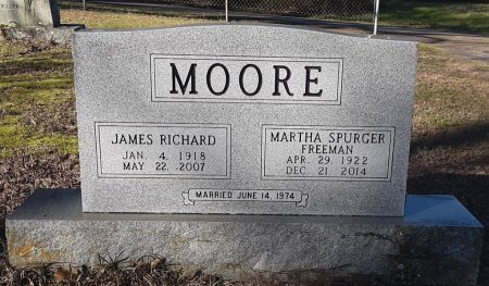 FREEMAN, MARTHA - Morris County, Texas | MARTHA FREEMAN - Texas Gravestone Photos