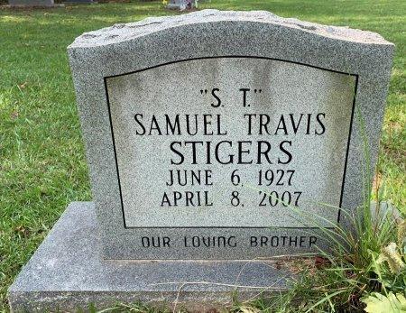 "STIGERS, SAMUEL TRAVIS ""S T"" - Morris County, Texas | SAMUEL TRAVIS ""S T"" STIGERS - Texas Gravestone Photos"