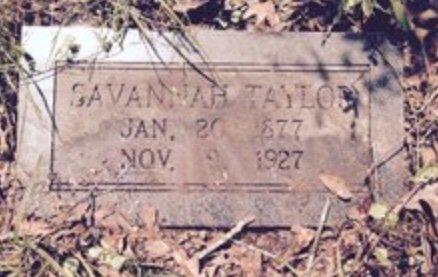 TAYLOR, SAVANNAH ELIZABETH - Morris County, Texas   SAVANNAH ELIZABETH TAYLOR - Texas Gravestone Photos