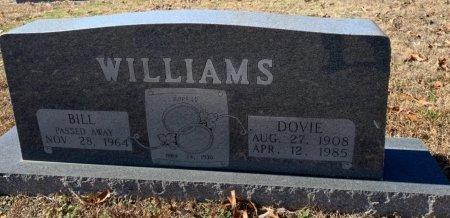 WILLIAMS, DOVIE - Morris County, Texas | DOVIE WILLIAMS - Texas Gravestone Photos