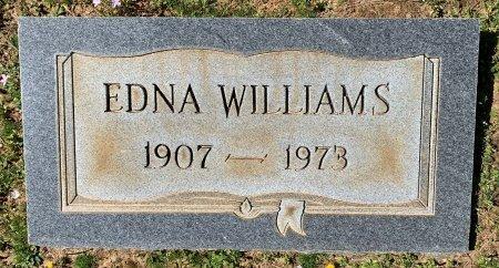 WILLIAMS, EDNA - Morris County, Texas | EDNA WILLIAMS - Texas Gravestone Photos