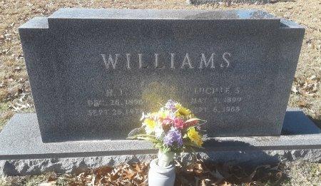 WILLIAMS, LUCILLE - Morris County, Texas | LUCILLE WILLIAMS - Texas Gravestone Photos