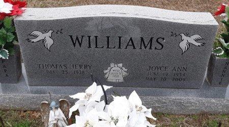 WILLIAMS, JOYCE ANN - Morris County, Texas | JOYCE ANN WILLIAMS - Texas Gravestone Photos
