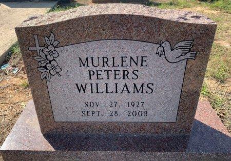 WILLIAMS, MURLENE - Morris County, Texas   MURLENE WILLIAMS - Texas Gravestone Photos