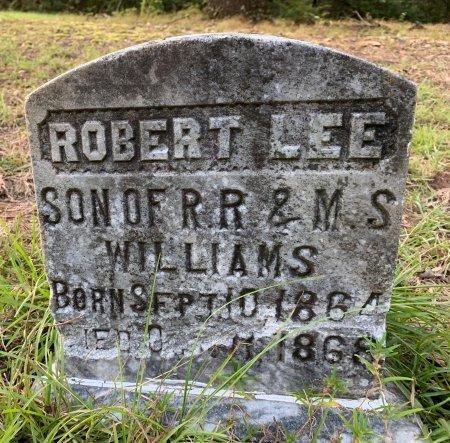 WILLIAMS, ROBERT LEE - Morris County, Texas | ROBERT LEE WILLIAMS - Texas Gravestone Photos