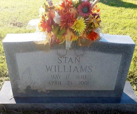 WILLIAMS, STAN - Morris County, Texas | STAN WILLIAMS - Texas Gravestone Photos