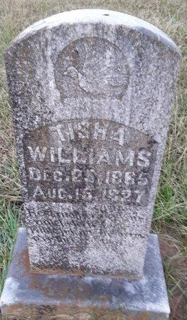 WILLIAMS, TISHA - Morris County, Texas | TISHA WILLIAMS - Texas Gravestone Photos
