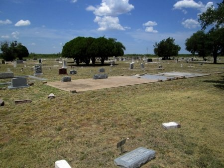*ROARING SPRINGS OVERVIEW,  - Motley County, Texas |  *ROARING SPRINGS OVERVIEW - Texas Gravestone Photos