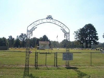 *CEMETERY GATE,  - Nacogdoches County, Texas |  *CEMETERY GATE - Texas Gravestone Photos