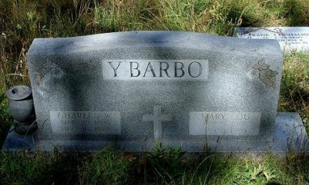 Y'BARBO, MARY LOU - Nacogdoches County, Texas | MARY LOU Y'BARBO - Texas Gravestone Photos