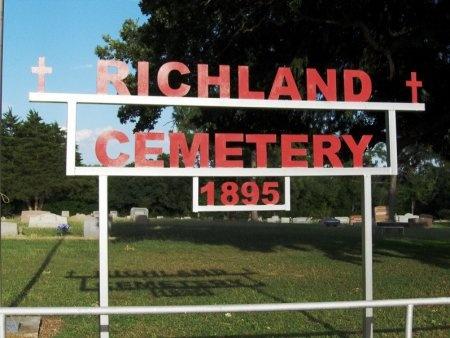 *CEMETERY SIGN,  - Navarro County, Texas |  *CEMETERY SIGN - Texas Gravestone Photos