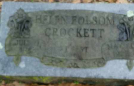CROCKETT, HELEN - Navarro County, Texas | HELEN CROCKETT - Texas Gravestone Photos