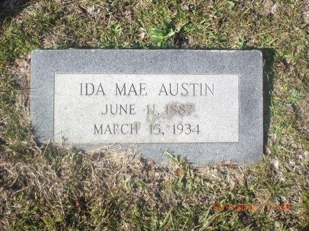 AUSTIN, IDA MAE - Newton County, Texas | IDA MAE AUSTIN - Texas Gravestone Photos