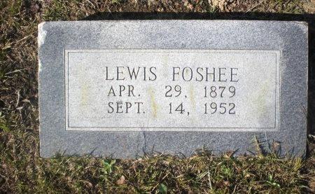 FOSHEE, LEWIS - Newton County, Texas | LEWIS FOSHEE - Texas Gravestone Photos