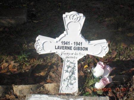 GIBSON, LAVERNE - Newton County, Texas   LAVERNE GIBSON - Texas Gravestone Photos