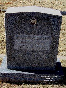 KROPP, WILBURN - Nolan County, Texas   WILBURN KROPP - Texas Gravestone Photos