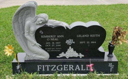 O'NEAL FITZGERALD, KIMBERLY ANN - Nueces County, Texas | KIMBERLY ANN O'NEAL FITZGERALD - Texas Gravestone Photos