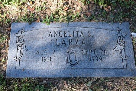 GARZA, ANGELITA S - Nueces County, Texas | ANGELITA S GARZA - Texas Gravestone Photos