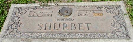 SHURBET, JAMES HILERY - Nueces County, Texas | JAMES HILERY SHURBET - Texas Gravestone Photos