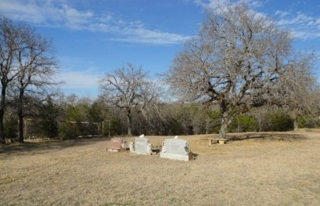 *CEMETERY VIEW,  - Palo Pinto County, Texas |  *CEMETERY VIEW - Texas Gravestone Photos