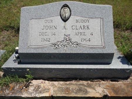 "CLARK, JOHN ARTHUR ""BUDDY"" - Palo Pinto County, Texas | JOHN ARTHUR ""BUDDY"" CLARK - Texas Gravestone Photos"