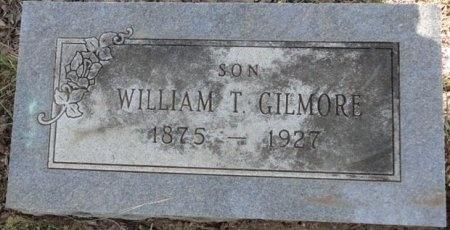 GILMORE, WILLIAM THOMAS - Palo Pinto County, Texas   WILLIAM THOMAS GILMORE - Texas Gravestone Photos