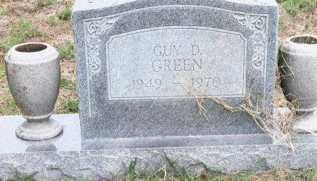 GREEN, GUY DOUGLAS - Palo Pinto County, Texas   GUY DOUGLAS GREEN - Texas Gravestone Photos
