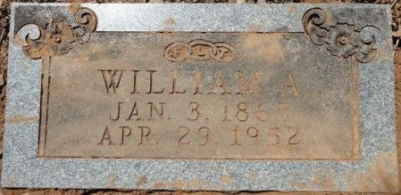 HAMMONS, WILLIAM ALFRED - Palo Pinto County, Texas   WILLIAM ALFRED HAMMONS - Texas Gravestone Photos