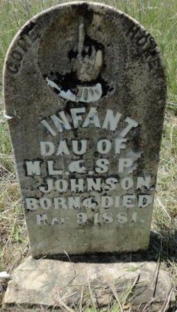 JOHNSON, INFANT - Palo Pinto County, Texas | INFANT JOHNSON - Texas Gravestone Photos