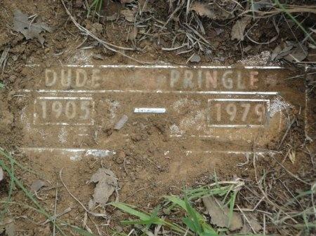 PRINGLE, DUDE - Palo Pinto County, Texas   DUDE PRINGLE - Texas Gravestone Photos