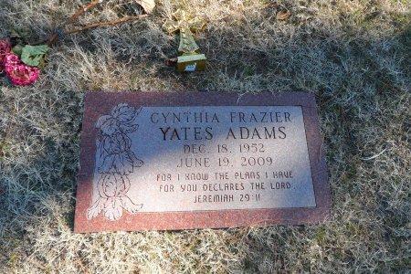 ADAMS, CYNTHIA - Parker County, Texas | CYNTHIA ADAMS - Texas Gravestone Photos