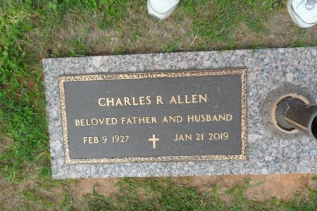 ALLEN, CHARLES RAY - Parker County, Texas | CHARLES RAY ALLEN - Texas Gravestone Photos