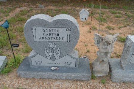 CARTER ARMSTRONG, ANITA DOREEN - Parker County, Texas | ANITA DOREEN CARTER ARMSTRONG - Texas Gravestone Photos