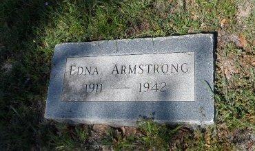 ARMSTRONG, EDNA - Parker County, Texas   EDNA ARMSTRONG - Texas Gravestone Photos
