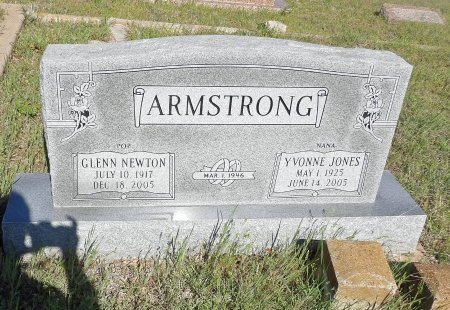 ARMSTRONG, ALICE WYVONNE - Parker County, Texas | ALICE WYVONNE ARMSTRONG - Texas Gravestone Photos