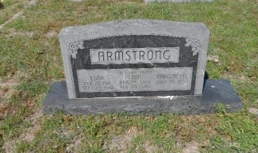 ARMSTRONG, BARBARA MARGARETTE - Parker County, Texas | BARBARA MARGARETTE ARMSTRONG - Texas Gravestone Photos