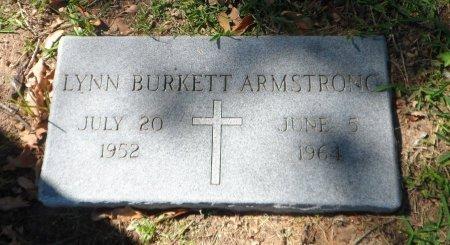 ARMSTRONG, LYNN BURKETT - Parker County, Texas | LYNN BURKETT ARMSTRONG - Texas Gravestone Photos