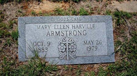 ARMSTRONG, MARY ELLEN - Parker County, Texas | MARY ELLEN ARMSTRONG - Texas Gravestone Photos