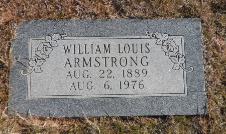 ARMSTRONG, WILLIAM LOUIS - Parker County, Texas | WILLIAM LOUIS ARMSTRONG - Texas Gravestone Photos