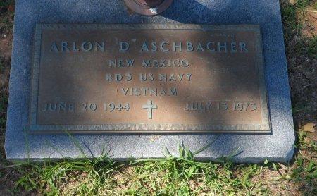ASCHBACHER (VETERAN VIET), ARLON D. - Parker County, Texas   ARLON D. ASCHBACHER (VETERAN VIET) - Texas Gravestone Photos