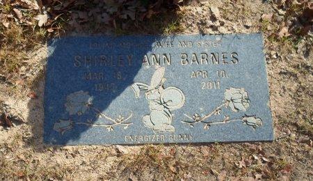 BARNES, SHIRLEY ANN - Parker County, Texas | SHIRLEY ANN BARNES - Texas Gravestone Photos