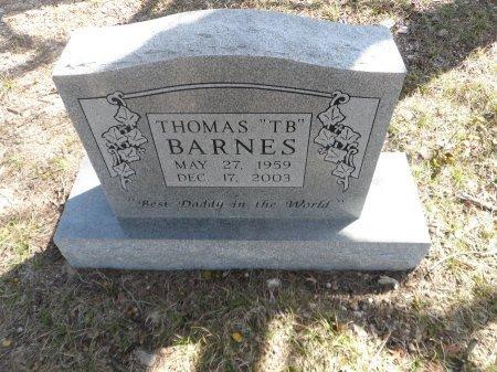 BARNES, THOMAS - Parker County, Texas | THOMAS BARNES - Texas Gravestone Photos