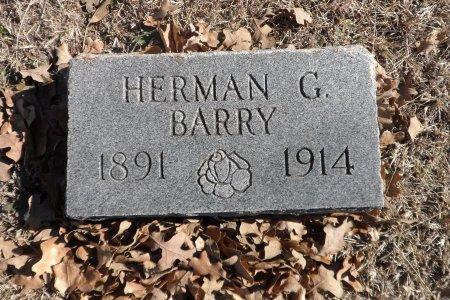 BARRY, HERMAN G. - Parker County, Texas | HERMAN G. BARRY - Texas Gravestone Photos