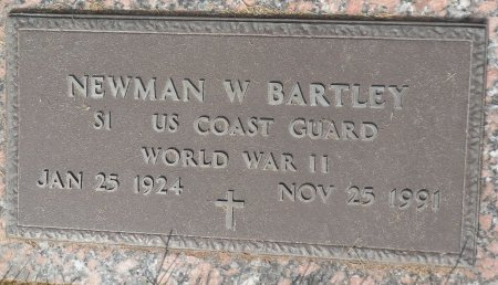 BARTLEY (VETERAN  WWII), NEWMAN WILLIAM - Parker County, Texas | NEWMAN WILLIAM BARTLEY (VETERAN  WWII) - Texas Gravestone Photos